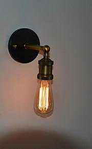 60W lumière minimaliste mur Chic E27/E26 base
