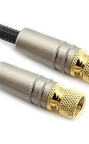 C-Cable F-Type cavo coassiale M / M per HD Digital-TV (0,75 m)