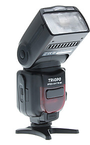 Triopo TR-961 Wireless Slave Flash Speedlite voor Canon 580EX II EOS Nikon SB-900