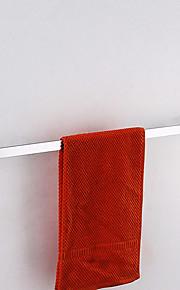 ソリッドブラス26インチの長方形形タオルバー