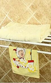 Pintura Finish prateleira do banheiro com barra de toalha