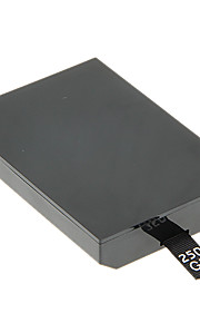 Hard Drive interno, da 250 GB, per Xbox 360