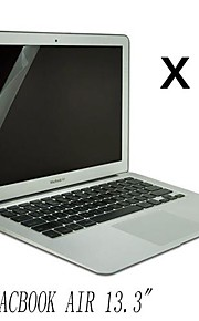 [2-Pack] High Quality Invisible Shield Smudge Proof skjermbeskytter for MacBook Air 13.3-tommers