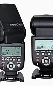 yongnuo yn-560iii ultra-langtrækkende trådløse flash Speedlite til Nikon kanon PENTAX DSLR-kamera