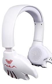 aula usb headset 7.1 spelletjes sportieve hoofdtelefoon, computer hoofdtelefoon met mic