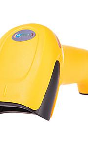 nteumm f9 usb handheld draadloze laser barcode scanner code lezer voor express-levering