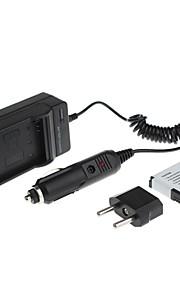 yuanbotong 4 i 1 digatal kamera batteri med oplader til GoPro Hero 2