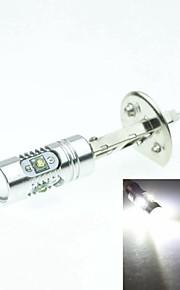 h1 P14.5s Cree XP-e conduit 25w 1600-1800lm 6500-7500k ac / DC12V-24 brouillard blanc argent