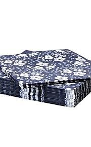 royal bluepaper serviet jomfrupulp 30-piece 17x17x3cm