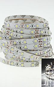 LED-stripe 5m 30W 300x3528 hvitt lys LED strip lampe DC12V