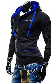 Men's Autumn and Winter Casual Fashion Sport Thick Hoodie Sweater