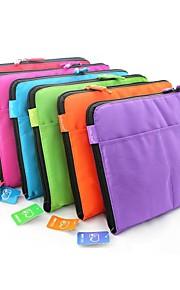 uslon® polyester 8 '' multi-funktion taske fil taske til ipadmini taske