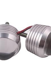 geleid motocycle licht BAY15D p21 / 5W remlicht automatische LED 12v lampen