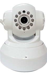 QQZM-Wireless Surveillance IP Camera (WiFi,SDCARD,,Night Vision, Motion Detection),P2P