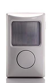 groothoek draadloze mini infrarood pir bewegingssensor indringer detector voor home security alarm systeem