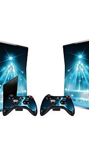 b-Skin® Xbox 360 Slim konsol beskyttende mærkat dække huden controller hud mærkat