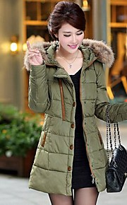 Women's Fashion White Duck Down Jackets(More Colors)