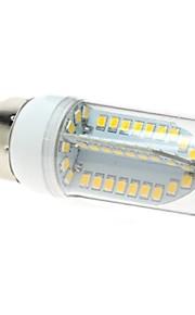 Ampoule Maïs Décorative Blanc Chaud/Blanc Froid T B22 6 W 84 SMD 2835 500 LM K AC 85-265 V