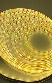 5630 smd vanntett fleksibel lys ledet stripe lys 5m 300 lys