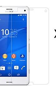 (6 st) högupplösta skärmskydd för Sony xpeira z3 mini / z3 kompakt m55w