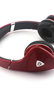 rhp03 på øret bas stereo hovedtelefoner med mikrofon