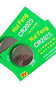hui feng CR2025 lithiumbatterij