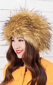 chapeau de fourrure belle chapeau de fourrure (plus de couleurs)