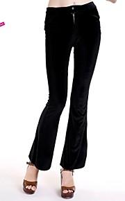 Women's Black Bootcut Pants , Vintage/Casual/Work