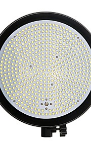 fushitong led-ii-500 32W 3840lm 5300K 500 led luce video bianco - nero