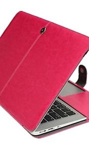 Normallack neueste Leder faltbare Tasche für MacBook Air 13,3 Zoll