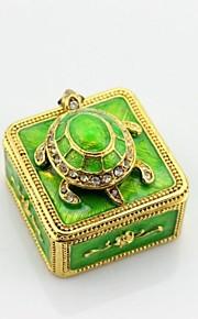 boîte à bijou de tortue