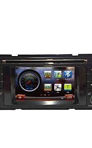 "4,3 ""bil dvd gps radio styreenhed til chrysler 300m concorde Grand Cherokee voyager Sebring PT Cruiser by&land"