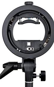 godox® s tipo di staffa Speedlite s-CE con Elinchrom montaggio per Speedlite softbox snoot
