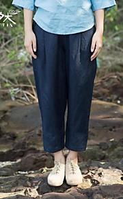 xianran® Frauen Casual Stil Karottenhosen, mittelhohes Bleistift Hose