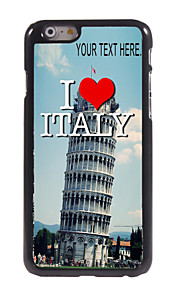 "Personalized Case Italy Design Metal Case for iPhone 6 (4.7"")"