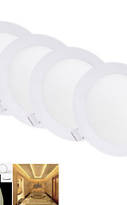 20 W 100 SMD 2835 2000 LM Warm White Recessed Retrofit Ceiling Lights/Panel Lights AC 85-265 V