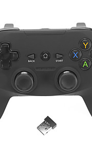 2.4g draadloze controller voor android ps3& pc 3 in 1 gamepad