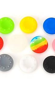 10st thumbsticks stuurknuppels voor ps3 / ps2 / xbox 360 (veelkleurige)
