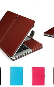 """Protective PU-Leder Flip Open Case für MacBook Pro 13.3 """"(verschiedene Farben)"""