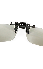 Polarized 3D Lens For Shortsightness Glasses