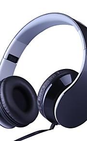 Headphones (Headband) - Hoofdtelefoons - Bedraad - Hoofdtelefoons (hoofdband) - met met microfoon/DJ/Gaming/Sport - voorMediaspeler/tablet/Mobiele