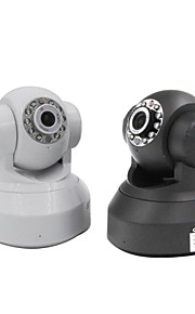 besteye® wireless di rilevamento del movimento PTZ 720p mini ip camera interna (carta 64gb)