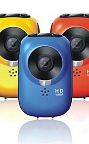 Videokamera - Skærm - 3.5 tommer - 4X - Full HD/1080P