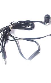 KEEKA - MIC-105 - Hoofdtelefoons - Bedraad - Oordopjes (in-oor) - met met microfoon/Volume Controle/Gaming/Ruisverminderend/Hi-Fi - voorMobiele