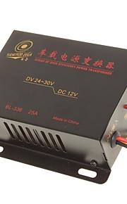 Car DC 24-30V to DC 12V Power Converter