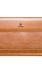 lention voor de MacBook Air 13 inch lederen laptoptassen met magnetische lederen sleeve tas geval beslaan meer kleuren
