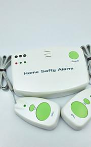 et trådløst alarmsystem til hjemmet sikkerhed gamle mand pager