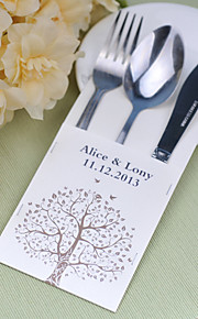 Serving Sets Personalized Cutlery pouch/Flatware pouch/  Supplies Bags  Set of 19---- European Pattern