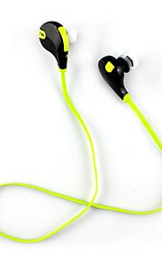 2015 nieuwe hot draadloze bluetooth 4.1 stereo-oortelefoon sport hardlopen hoofdtelefoon w / microfoon