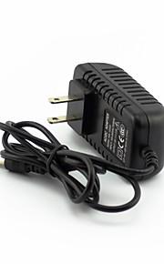 yanse® 12V2A AC / DC adapter usa standaard twee voeten transformator ons